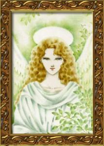 『天を見つめて地の底で』天使姿の「本條 聖」♪